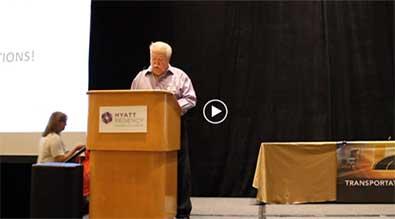 Pete Gunn Scholarship Presentation
